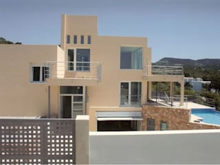 FHS Casas Prefabricadas Villas Ceramic Multicolored