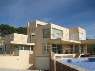 Villas by FHS Casas Prefabricadas, Modern