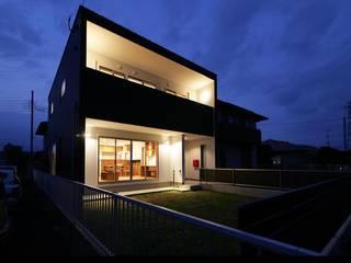 Case moderne di 空間設計室/kukanarchi Moderno