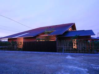 山嶺露の家 オリジナルな 家 の 株式会社サン工房 オリジナル