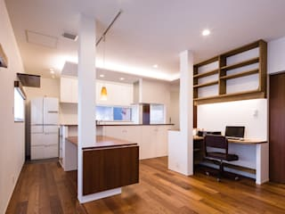 岩出の改修 オリジナルデザインの リビング の Studio REI 一級建築士事務所 オリジナル