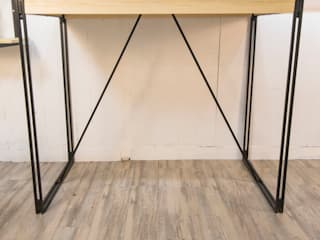 Double Bar Table Industrial Style: industrial  by SPRUE Limited, Industrial