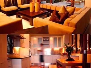 Zimbali Home. Kwa-Zulu-Natal:  Kitchen by Kiara Tiara by Tanja Tomaz, Minimalist