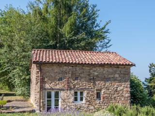 Cascine Crema Andrea Chiesa è Progetto Immagine Casa di campagna Pietra
