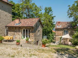 Country house by Andrea Chiesa è Progetto Immagine