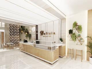 Delizia Bakery & Cafe, Pekalongan, Indonesia Gastronomi Gaya Skandinavia Oleh Studio Avana Skandinavia