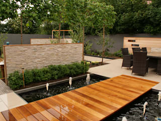 Garden Design - Cheshire:  Garden by Hannah Collins Garden Design
