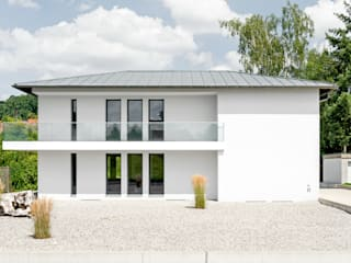 Single family home by sebastian kolm architekturfotografie, Modern