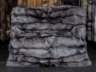 Lars Paustian - International Fur ChambreAccessoires & décorations Fourrure Gris