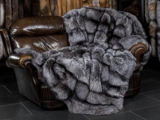 Lars Paustian - International Fur ห้องนอนของแต่งห้องนอนและอุปกรณ์จิปาถะ เฟอร์ Grey