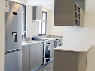 Kitchen by G7 Grupo Creativo, Modern