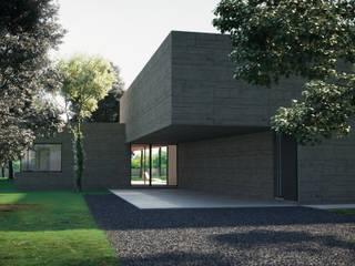 Vítor Leal Barros Architecture Carport