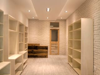 AWA arquitectos Commercial Spaces Bricks White