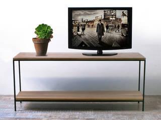 Aparador para TV Tienda Quadrat :  de estilo  por Tienda Quadrat