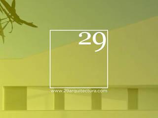 PORTADA: Casas de estilo moderno de 29 VINT-I-NOU ARQUITECTURA