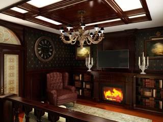 GraniStudio ห้องนั่งเล่น