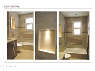 Classic style bathroom by Tebmar Classic