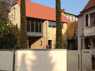 Umbau einer Scheune zum Wohnhaus Moderne Häuser von Erwin Becker Architekt BDA Modern