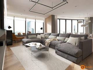 Artichok Design Living room Grey