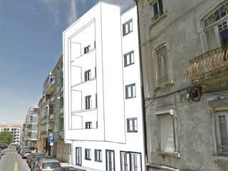Edifício de Habitação:   por Luciana Ribeiro Arquiteta