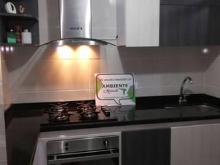 Cocinas integrales, personalizadas a tu gusto : Cocinas de estilo  por Ambiente Records , Minimalista