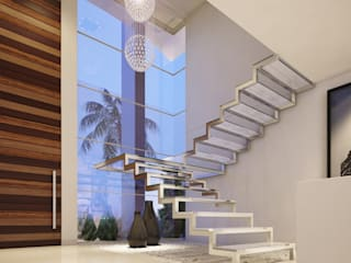 de Camila Pimenta | Arquitetura + Interiores Minimalista