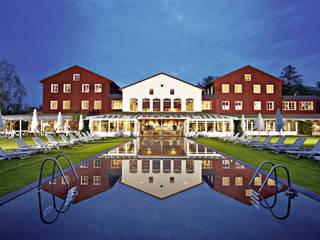 Bleiche Resort & Spa von Lichthaus Mösch & Projektgesellschaft mbH Modern