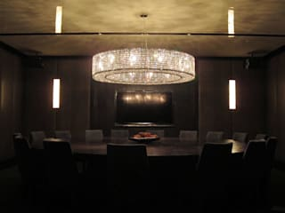 Crystal Lighting Fixture:   by ABOON custom lightings