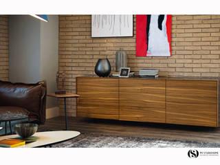 Aparadores Oxford:   por MY STUDIO HOME - Design de Interiores