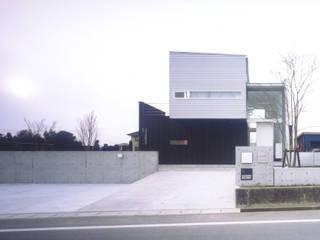 de 有限会社角倉剛建築設計事務所 Moderno