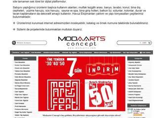 Modakristal İnşaat San.Tic.Ltd.Şti. – Modaarts concept :  tarz