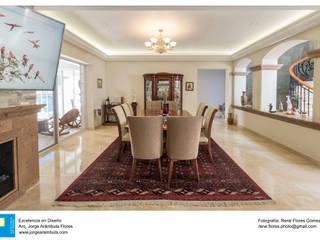 Excelencia en Diseño ห้องทานข้าว แผ่นไม้อัด Plywood White