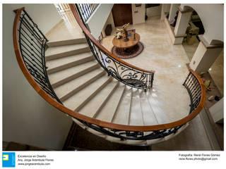 Excelencia en Diseño Treppe Marmor Beige