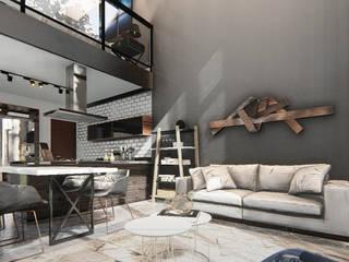 de estilo  por DUE MARIA Arquitetura e Interiores