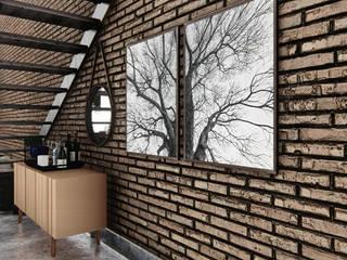 by DUE MARIA Arquitetura e Interiores,