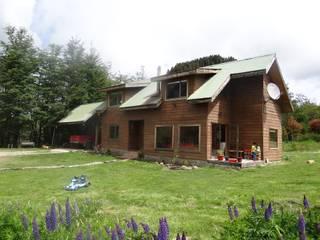 di casa rural - Arquitectos en Coyhaique Rurale