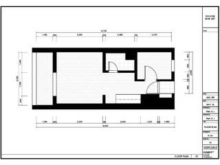 부천 미리내마을 네츄럴 모던하우스 디자인고은 모던스타일 벽지 & 바닥