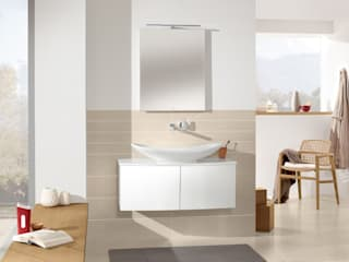 Modern style bathrooms by Villeroy & Boch Modern
