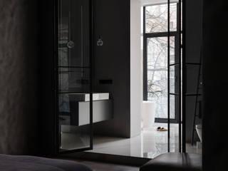 ad1h Ванная комната в стиле минимализм от IGOR SIROTOV ARCHITECTS Минимализм