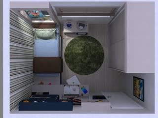 Boys Bedroom by D´Rocha Móveis sob Medida,