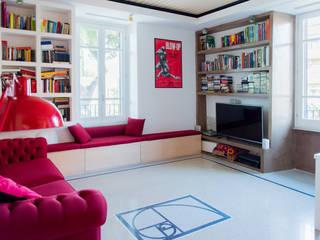 Soggiorno: Soggiorno in stile in stile Moderno di VITAE DESIGN STUDIO