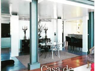 Projeto de Decoração Chiado Salas de jantar modernas por Officina Boarotto Moderno