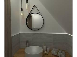 Baños de estilo moderno de Ls Lempart Studio Moderno