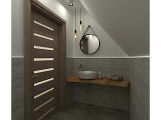 Modern bathroom by Ls Lempart Studio Modern