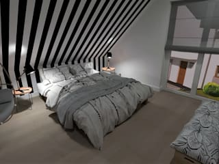 Modern style bedroom by Ls Lempart Studio Modern