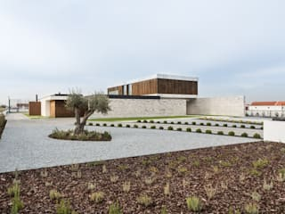 Risco Singular - Arquitectura Lda Zen garden