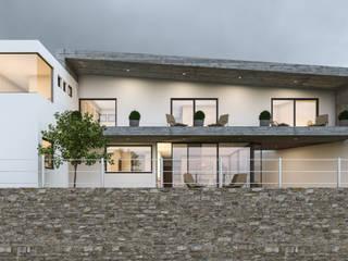 Minimalist houses by homify Minimalist