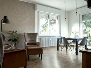 Sweet Home Forlì Sala da pranzo moderna di Arkinprogress Moderno