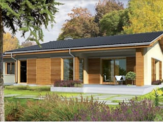FHS Casas Prefabricadas Rumah prefabrikasi Aluminium/Seng White