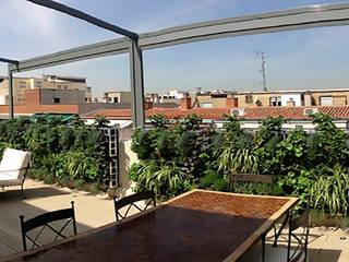 Balcones y terrazas de estilo moderno de AIR GARDEN Moderno